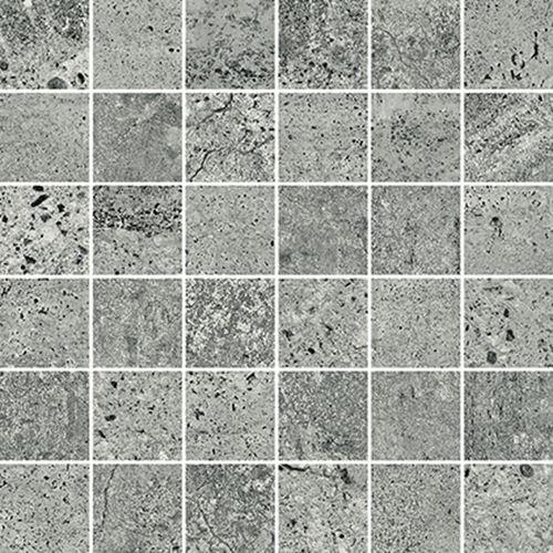Opoczno Newstone Grey Mosaic Matt OD663-092