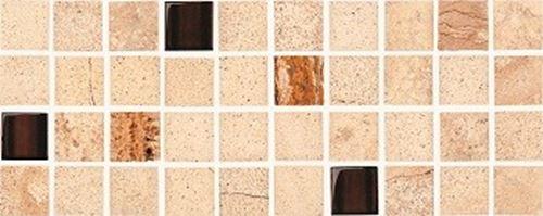 Opoczno Sahara Beige Border Mosaic OD358-004