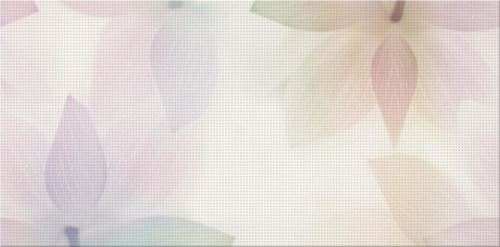 Cersanit Tuka multicolour small dots inserto flower WD670-006