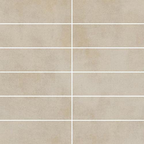 Paradyż Tecniq Beige Mozaika Cięta K.4,8X14,8 Półpoler