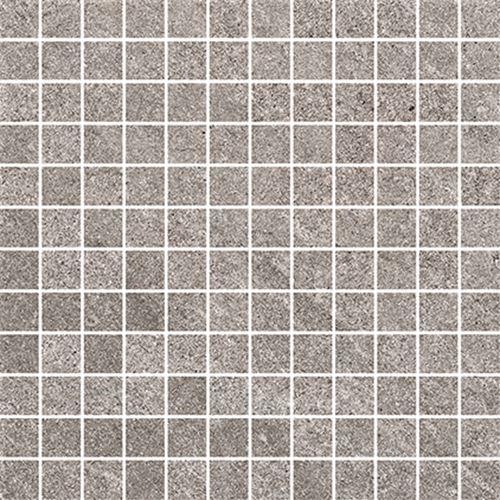 Cersanit Bolt light grey mosaic matt ssq rect ND090-023