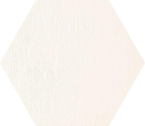 Tubądzin Mild Garden white hex