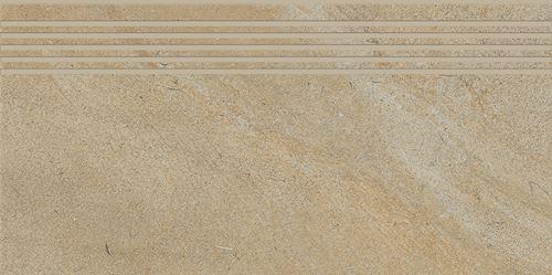 Cersanit Spectral beige steptread matt rect ND816-013