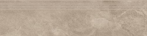 Cersanit Marengo light grey steptread matt rect ND763-039