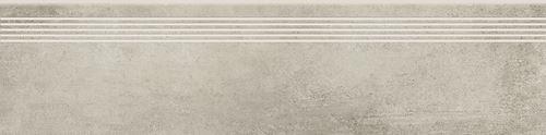 Opoczno Grava Light Grey Steptread OD662-073