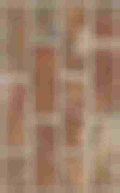 Paradyż Loft Brown Ściana Struktura Brick