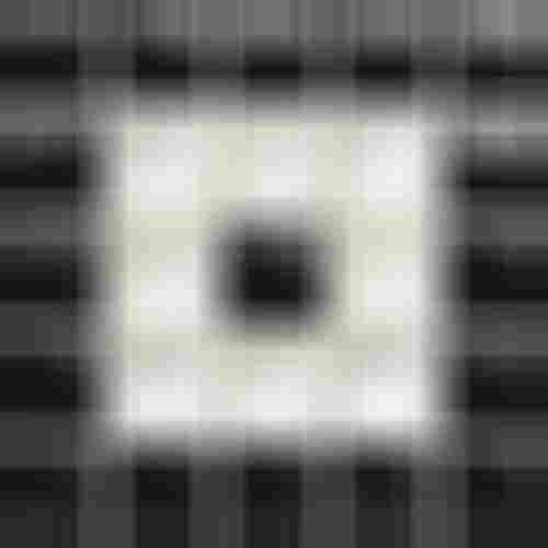 Opoczno Glass White/Black Mosaic C New OD660-118