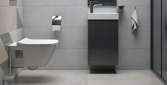 Jak urządzić małą toaletę?