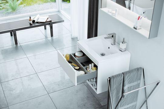 Funkcjonalne meble łazienkowe