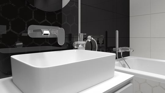 Montaż baterii umywalkowej - krok po kroku