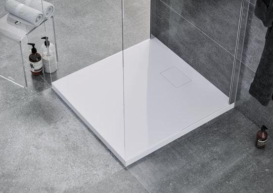 Brodzik w nowoczesnej łazience