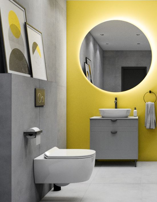Illuminating Yellow i Ultimate Gray - kolory roku 2021