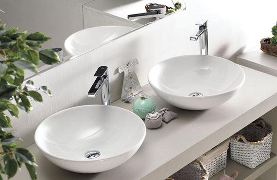 Umywalki nablatowe  –co warto o nich wiedzieć?