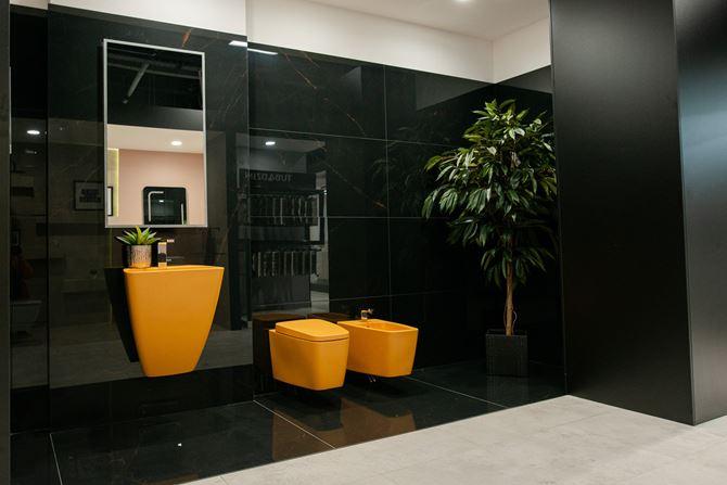 Interioo - showroom z produktami Grupy Tubądzin w Rumunii 10
