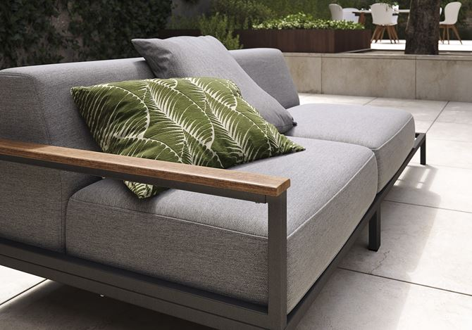 Sofa ogrodowa Rome marki BoConcept