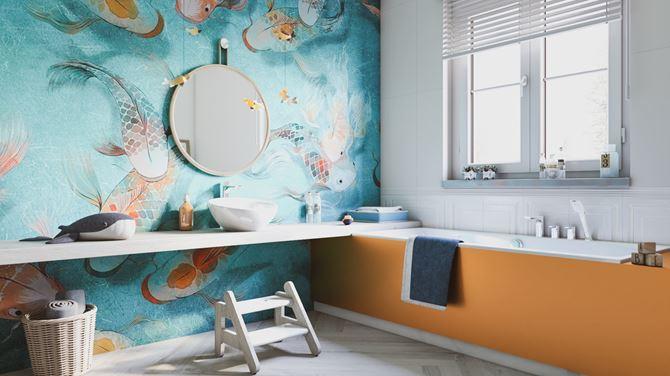 Idealna łazienka dla dziecka