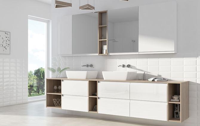 Meble łazienkowe Cersanit Moduo