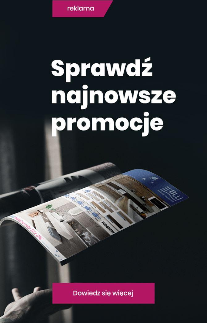 Gazetka promocyjna BLU
