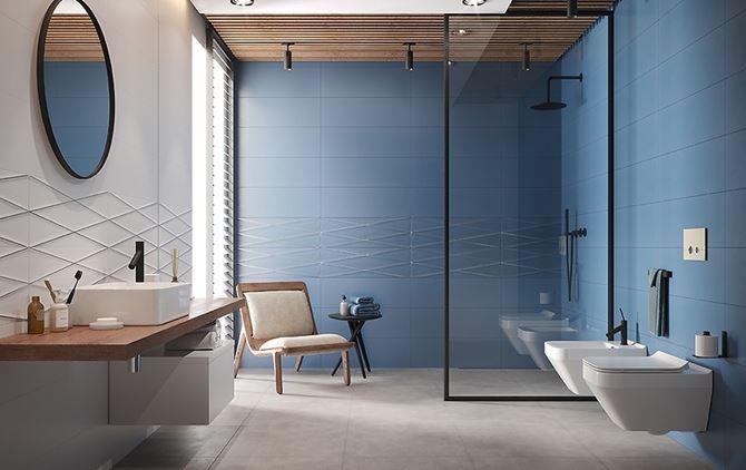 Nowoczesna łazienka w eleganckiej stylizacji