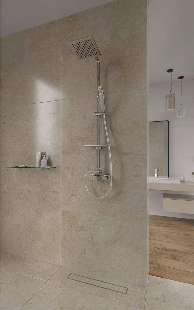 Zestaw prysznicowy FDesign Pinea