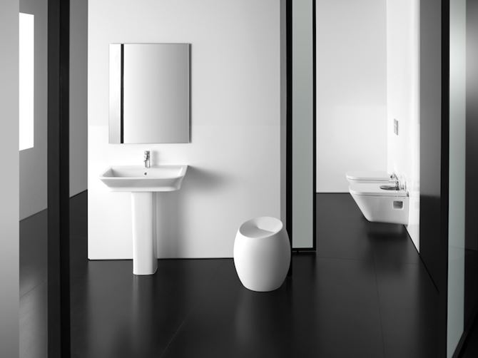 Elegancja i minimalizm Roca Gap