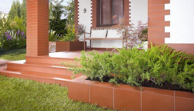 Ogród w klasycznej aranżacji