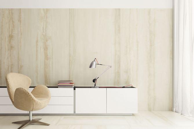Salon w stylu minimalistycznym