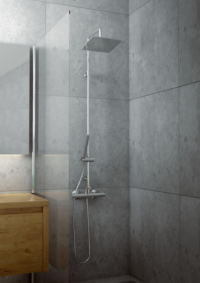 System prysznicowy Omnires Mini