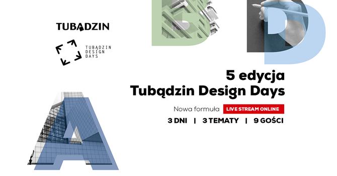 5 edycja Tubądzin Design Days.png