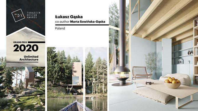 Grand Prix w kategorii Unlimited Architecture, Gąska Studio