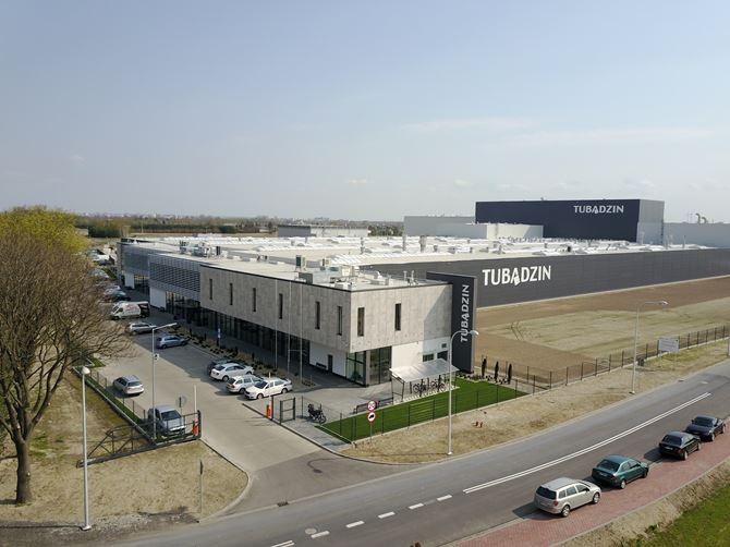 Fabryka Ceramiki Tubądzin III w Sieradzu.JPG