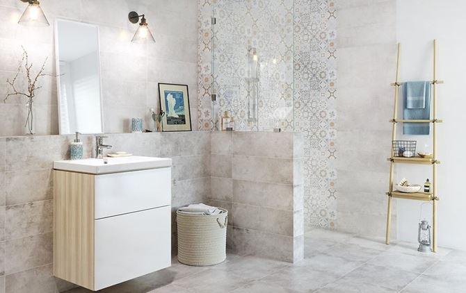 Piękno w surowym wydaniu - Cersanit Concrete Style