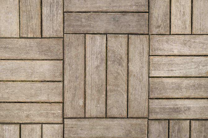 Płyty tarasowe drewniane