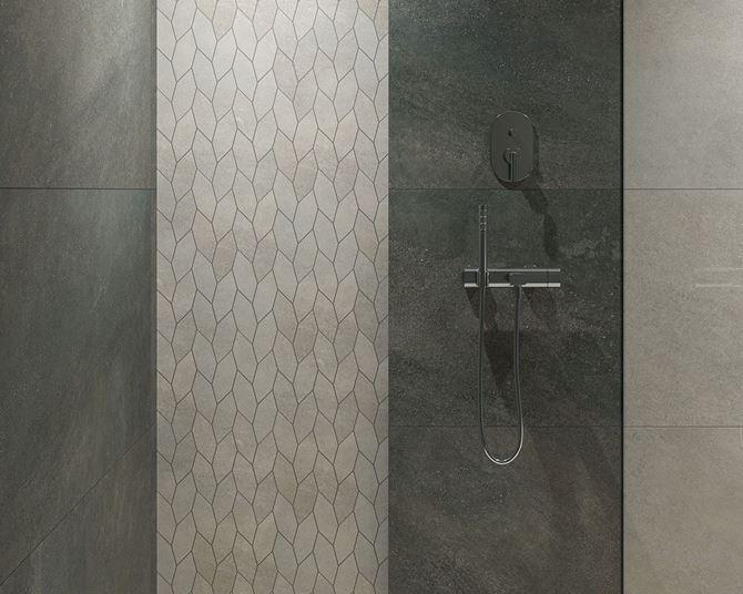 Detal mozaiki i płytek uniwersalnych Paradyż Smoothstone