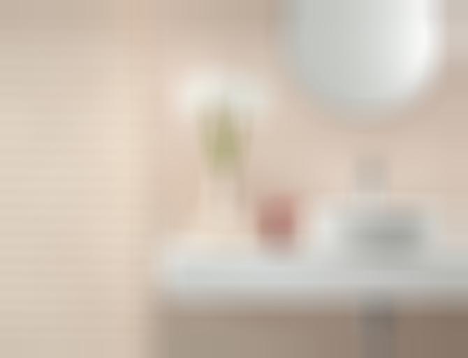 Beżowe płytki - pomysł na ponadczasową łazienkę