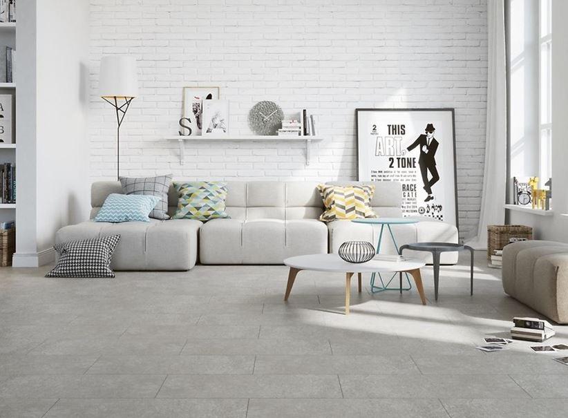 Kolekcja Monti - aranżacja salonu
