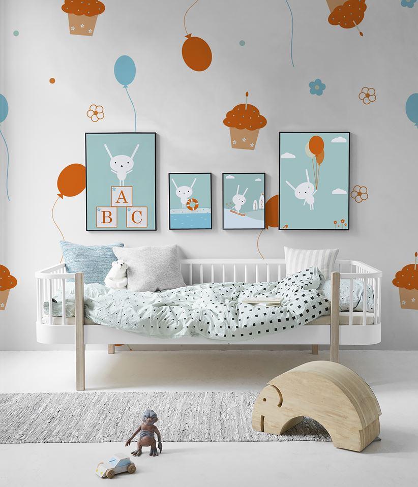 Te słodkie plakaty od Pixers z pewnością spodobają się Twojemu dziecku
