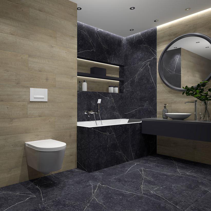 Paradyż Barro - aranżacja łazienki