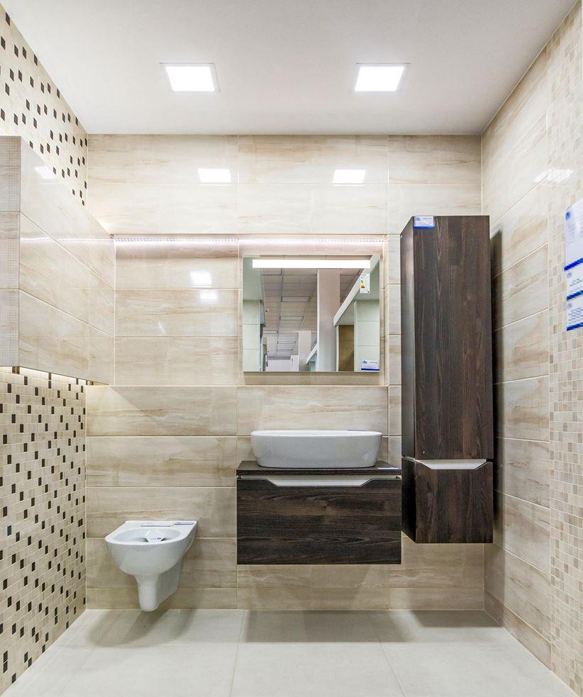 Płytki Do łazienki Opoczno Blu Salon łazienek Krosno