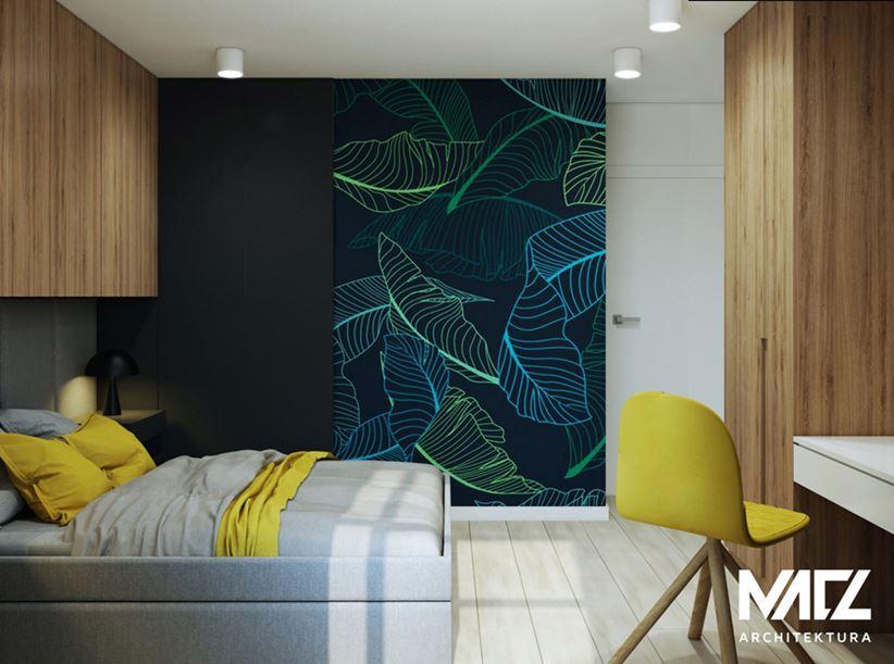 Projekt mieszkania w Krakowie