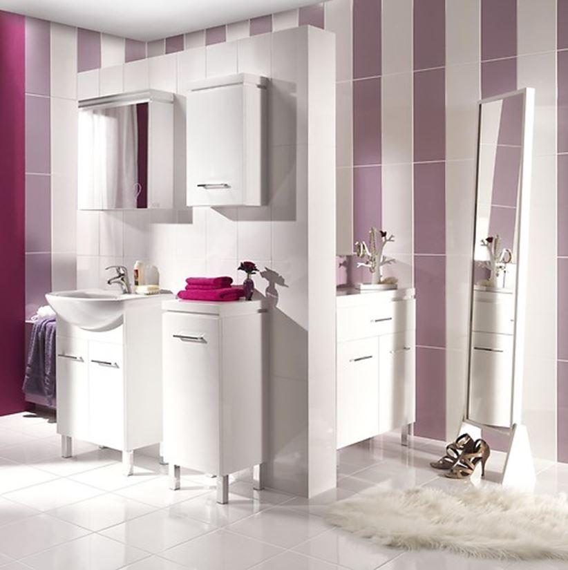 Meble łazienkowe Cersanit Olivia