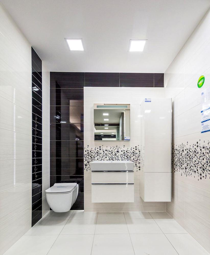 Aranżacja łazienki Kolekcja Opoczno Sindi Domnipl