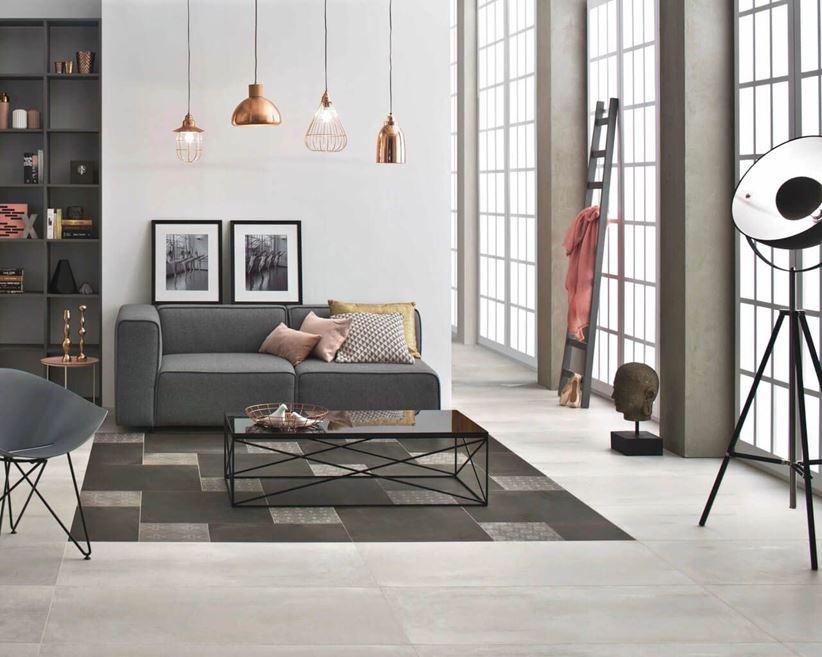 Salon w stylu industrialnym Paradyż Tigua