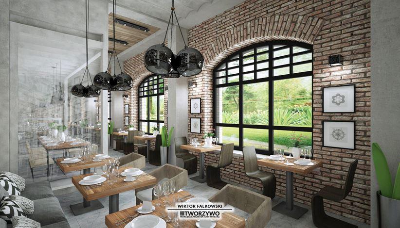 Stoliki Przy Oknie W Restauracji Domnipl
