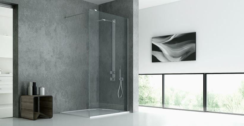 Nowoczesna łazienka z kolekcją New Trendy New Modus