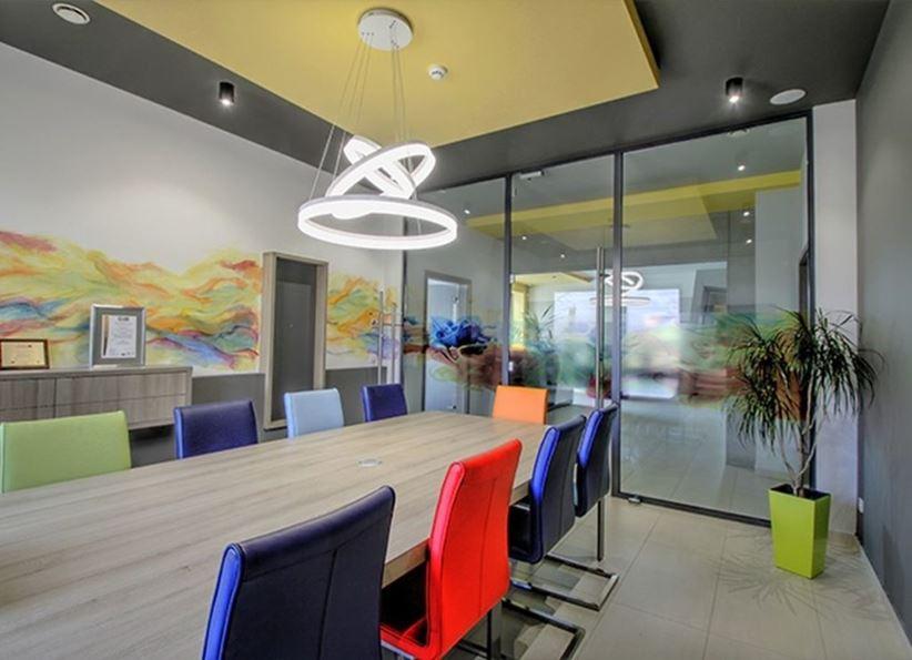 Biuro firmy Eticod