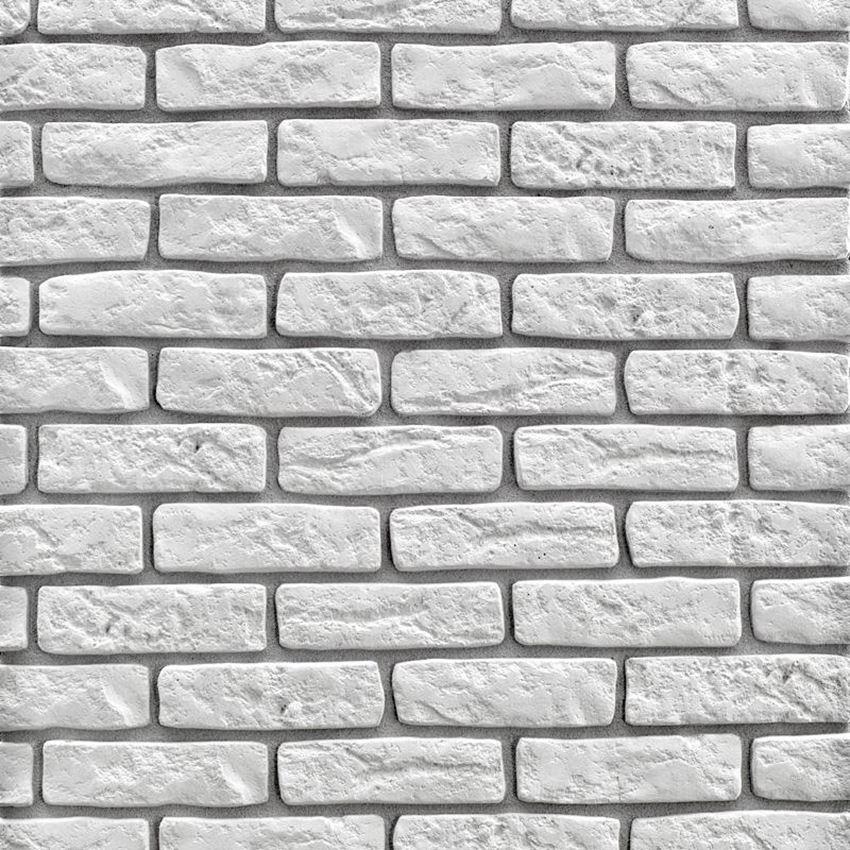 Kamień dekoracyjny Stone Master Loft Brick Biały