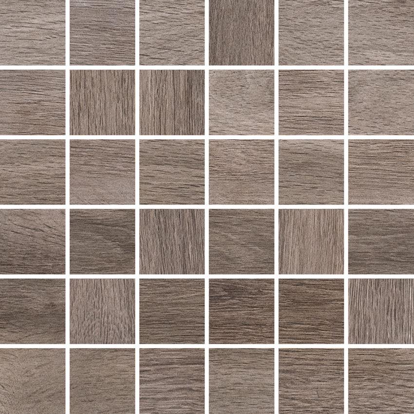 Mozaika, 29,7x29,7 cm Cerrad Mozaika Mattina grigio