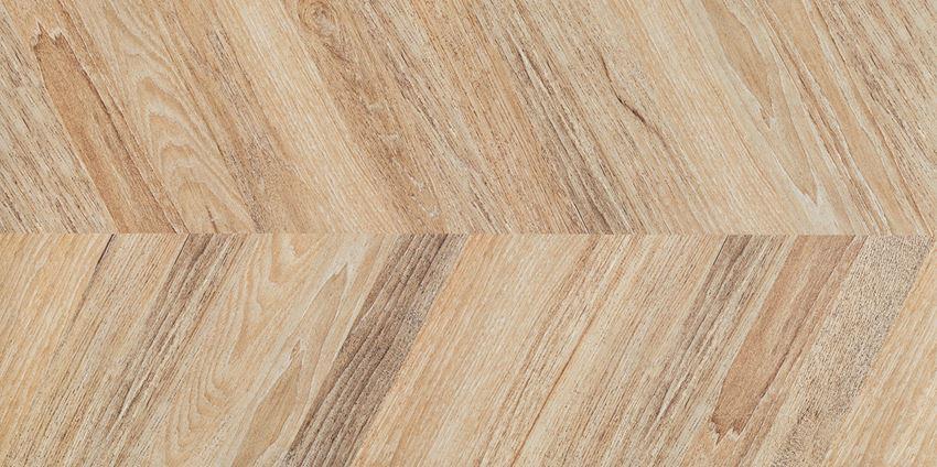 Płytka podłogowa gres szkliwiony 119,8x59,8 cm Domino Hass brown