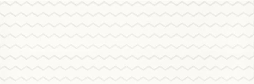 Płytka ścienna 32,5x97,7 cm  Paradyż Margarita Bianco struktura B